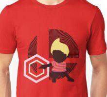 Lucas (Down Taunt) - Sunset Shores Unisex T-Shirt