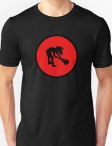 Music Band - Guitar smashing - RED version T-Shirt