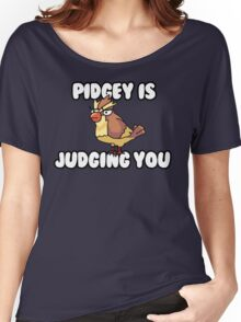 Pidgey is Judging You Women's Relaxed Fit T-Shirt