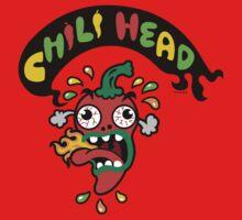 Chili Head    One Piece - Short Sleeve