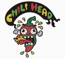 Chili Head    by Andi Bird