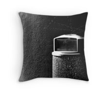 Trash  Throw Pillow
