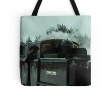 Stepping into the past 3 - in colour Tote Bag