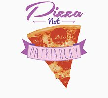 Pizza Over Patriarchy T-Shirt