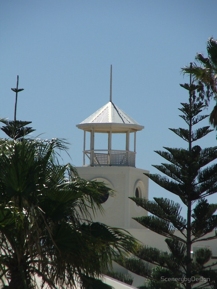 Pine Tower Lookout by ScenerybyDesign