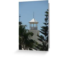 Pine Tower Lookout Greeting Card