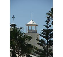 Pine Tower Lookout Photographic Print