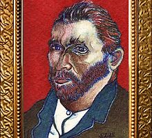 Van Gogh by Jerry  Stith