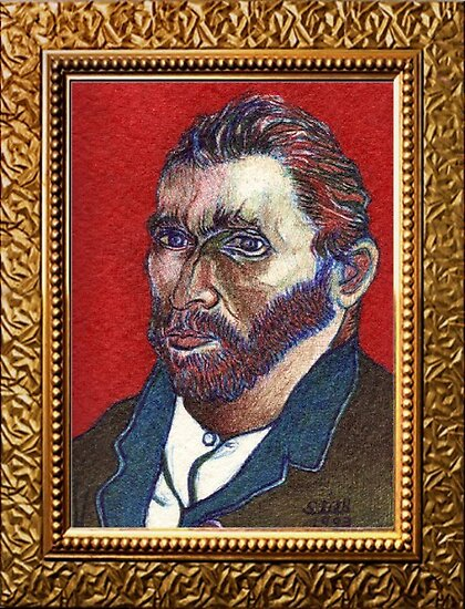Van Gogh by Jerry  Stith