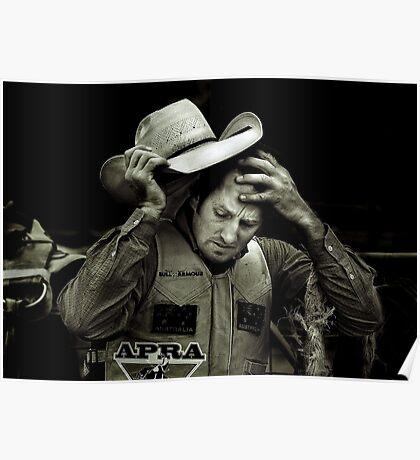 Cowboy Dan Poster