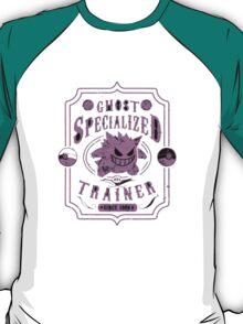 gengar ghost trainer T-Shirt
