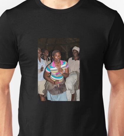 Party Botswana Style Unisex T-Shirt