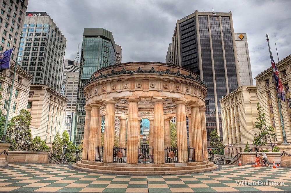 ANZAC Square  • Brisbane • Australia by William Bullimore