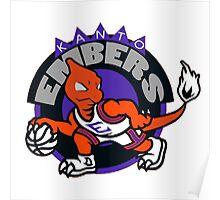 kanto basketball team Poster