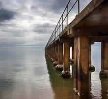 Dromana Pier by Shari Mattox