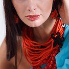 Oksana Headshot 1 by deahna
