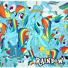 Rainbow Dash 'Splosion by MacLeod