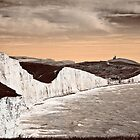 Chalk Cliffs by Steve Appleton