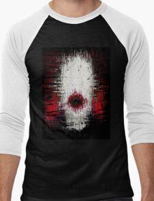 SlenderMan Men's Baseball ¾ T-Shirt