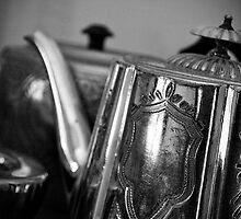 The Silver Tea Pot by Kristi Robertson