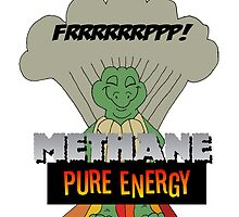 Methane: Pure Energy by madmanmike1980