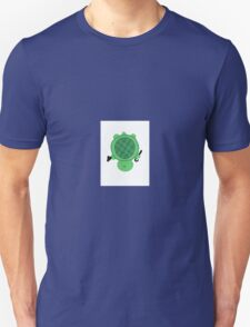 Turtle With Top Hat and Cane T-Shirt