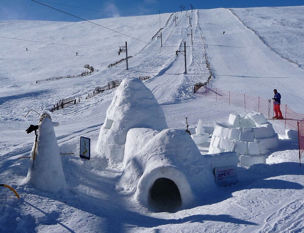 What? Igloos in Scotland!! by Braedene