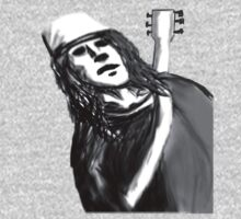 Buckethead ghost host   by Evilneck