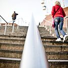 Stairway Perspective Liverpool by Brett Still