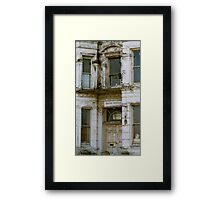 Bleak House Framed Print