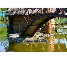 Harmony (under the bridge) Photographic Print