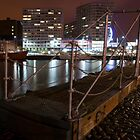 The Docks Liverpool by Brett Still