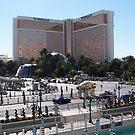 The Mirage..Las Vegas Strip by judygal