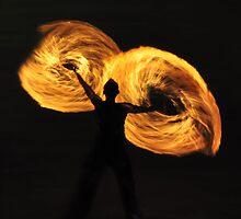 Fire man by Alice Kent