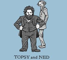 Topsy and Ned Unisex T-Shirt