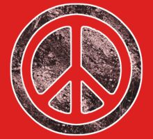 Peace Symbol by Rainy
