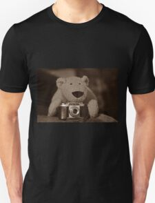TC is a photographer too Unisex T-Shirt