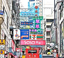 Central Hong Kong  by Lydia Griffiths