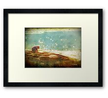 Focussed Framed Print