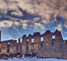 Castle Belfort by Antonio Zarli