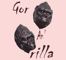 Gor an' rilla by Alex Gardiner