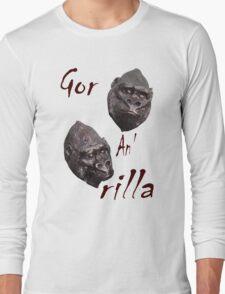 Gor an' rilla Long Sleeve T-Shirt