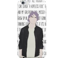 Michael Clifford Rejects iPhone Case/Skin