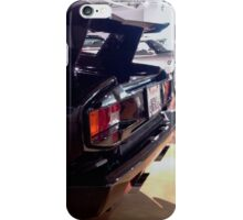 25th Anniversary Countach Rear iPhone Case/Skin