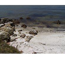 Gulf of Mexico Shoreline Photographic Print
