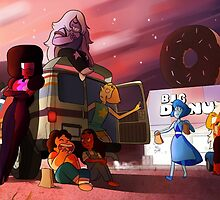 Steven Universe - Today Was a Good Day by TheRustJunkie