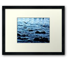 Home from the Sea Framed Print