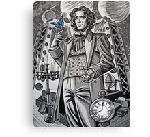 The Eighth Doctor Canvas Print