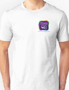 itunesq8 Blog logo Unisex T-Shirt