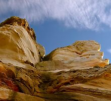Coogee Sandstone Australia by Miranda Ritter